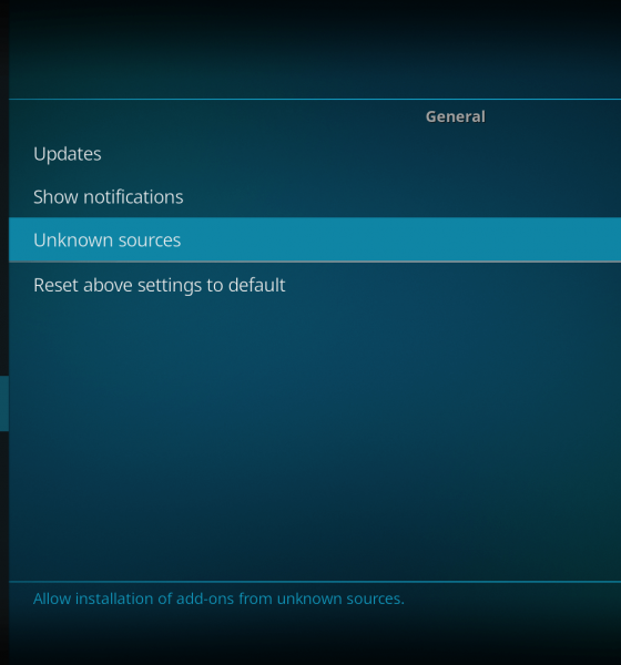 How to Install Exodus on Kodi using Incursion Repository