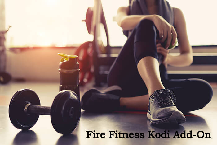 Fire Fitness Kodi Add-On
