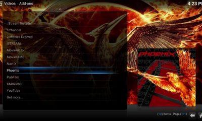 Install Phoenix on Kodi