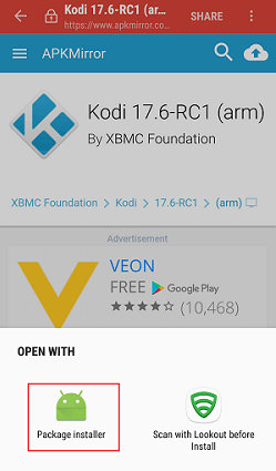 How to Install Kodi for Android