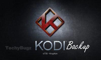 Kodi Backup