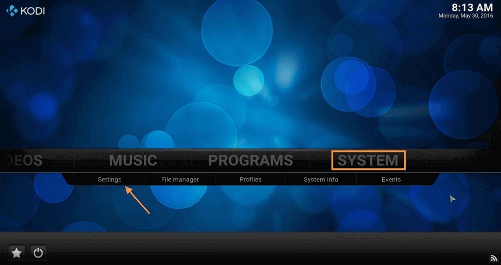 OpenWeatherMap Extended Kodi Addon