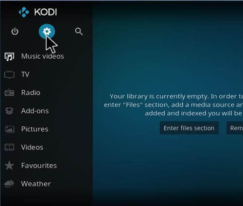 Physicality Kodi Addon