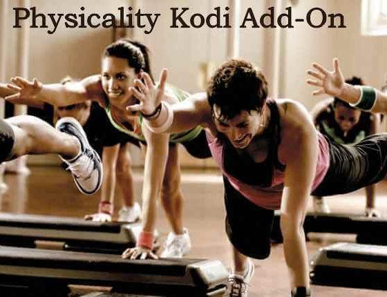 Physicality Kodi Add-On
