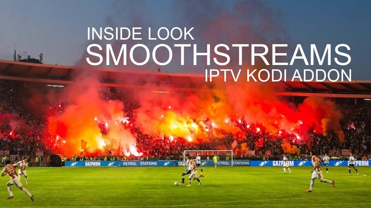 Smooth Streams Kodi Addon