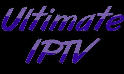 Ultimate IPTV Kodi Add-On