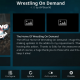 Wrestling On Demand Kodi Add-On