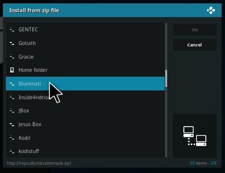 Xtreme Odyssey Kodi Add-On