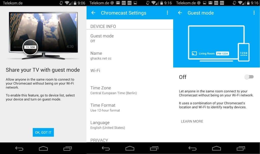 How to Setup Google Chromecast for Android - Techy Bugz