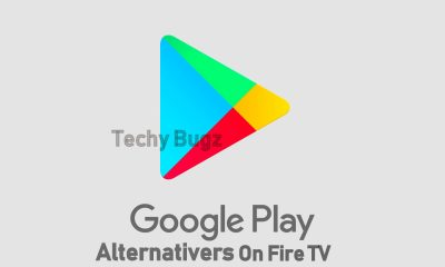How To Install Google Play Alternative On Fire TV or FireStick