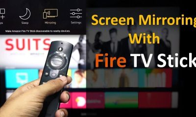How To MirrorCast iPhone to Fire TVStick