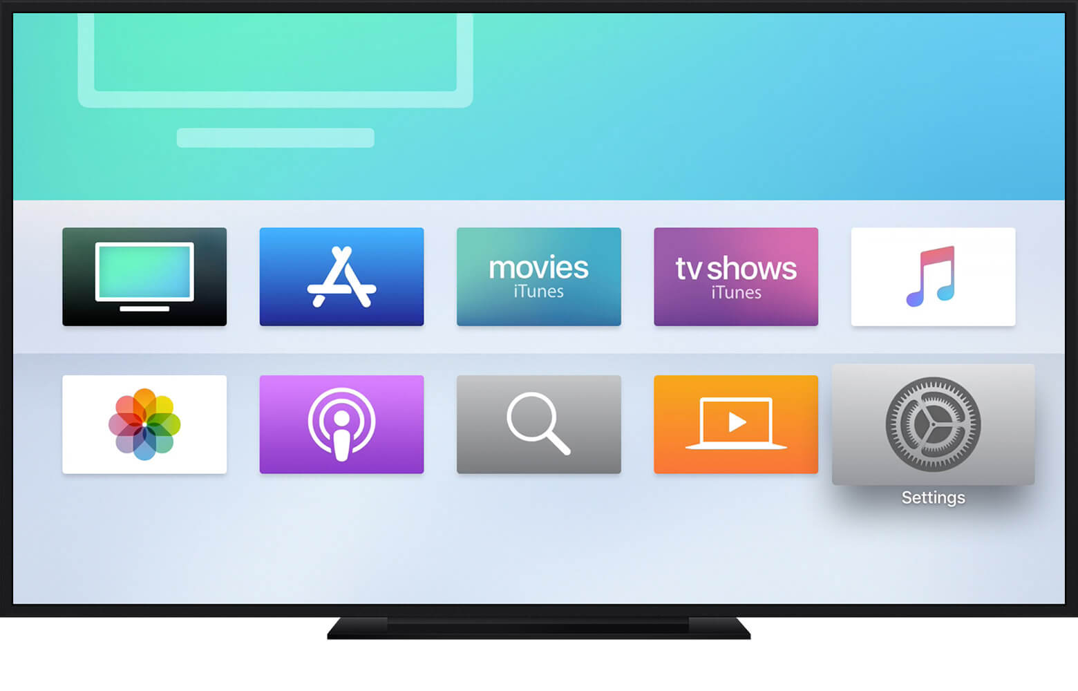 android allcast apple tv