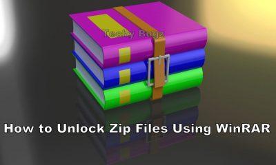 How to Unlock Zip Files Using WinRAR