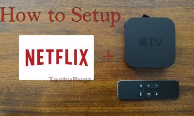 Netflix on Apple TV