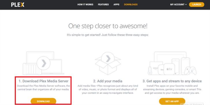 How to Setup Plex Media Server