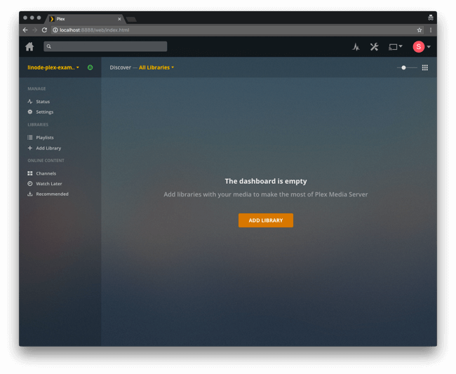 How to Install Plex on Linux