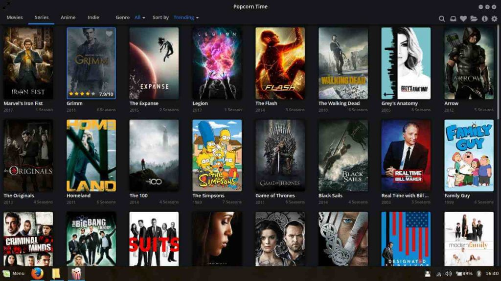 How to Install Popcorn Time for Linux
