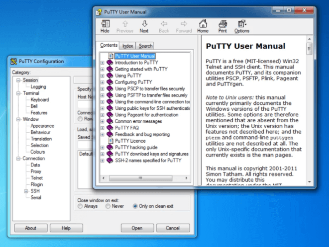 Putty Portable