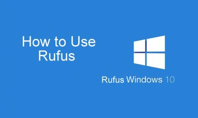 Rufus Windows 10 | How to Create Windows 10 Bootable USB Drive