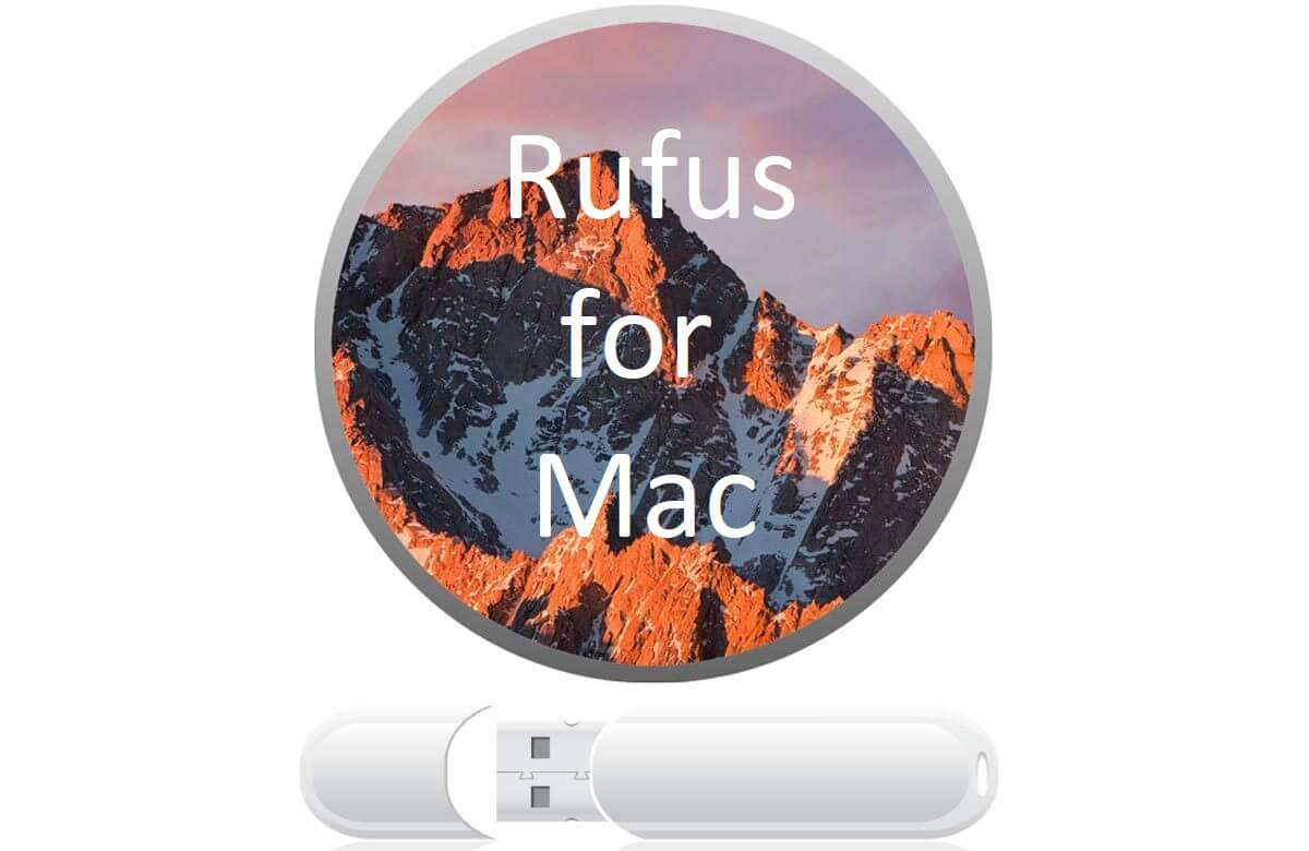 Rufus for Mac [2019] | How to Create A Bootable USB Drive On