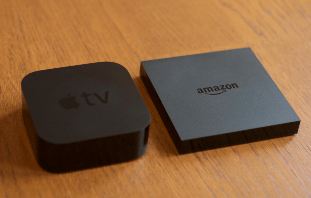 Apple TV vs Amazon Fire TV: The smarts