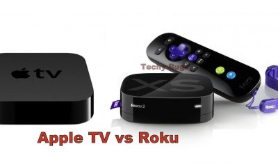 Apple TV vs Roku - Which is the best media streamer?