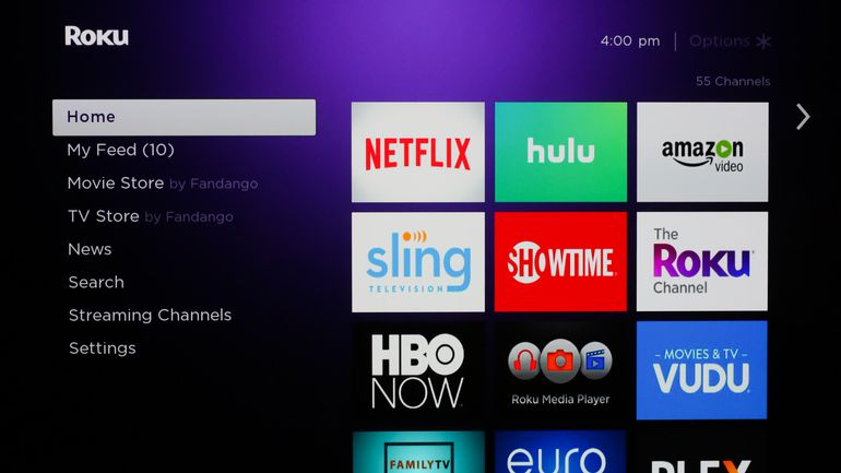 Apple TV vs Roku