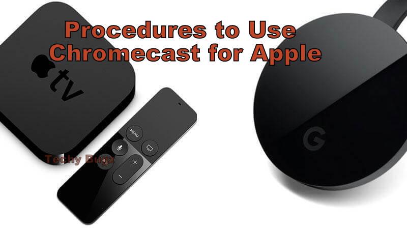 Chromecast for Apple