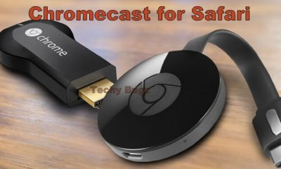 Chromecast for Safari