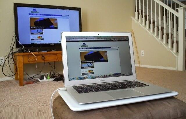 Chromecast-on-Laptop