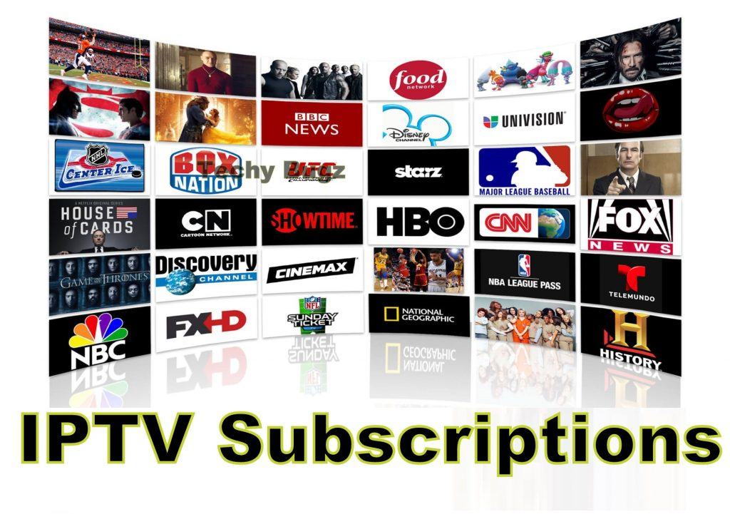 IPTV Subscription