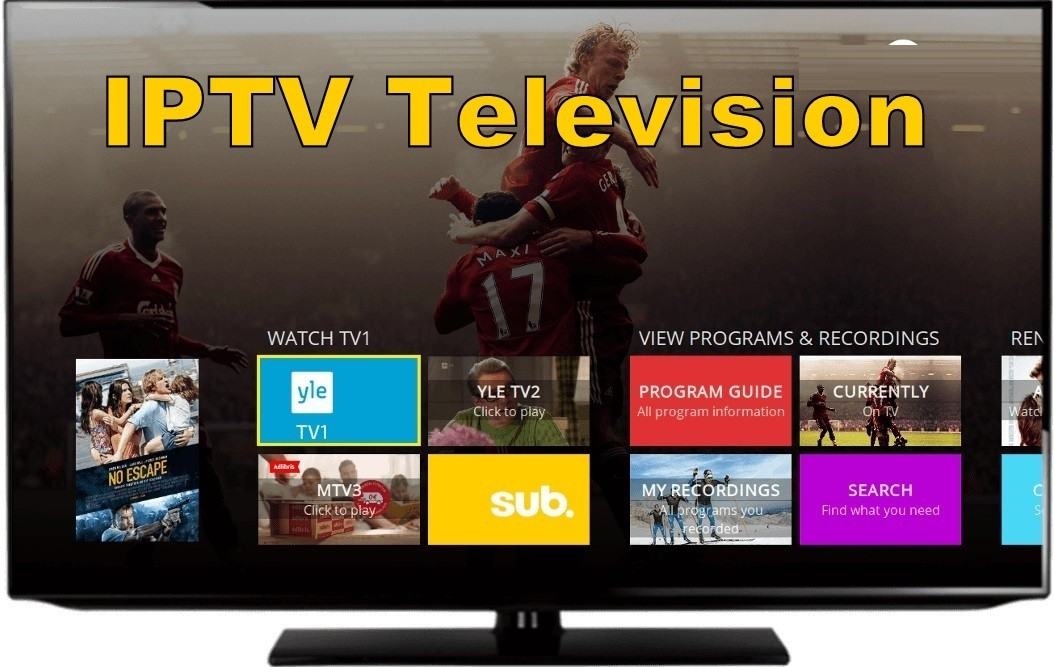 Iptv Television How Does It Work Techy Bugz