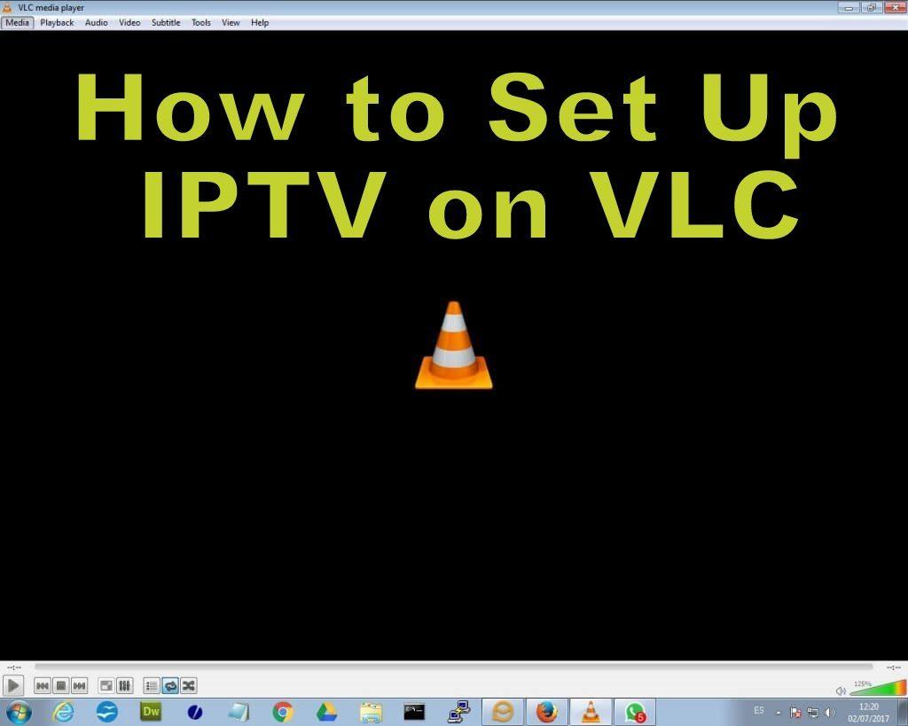 IPTV on VLC