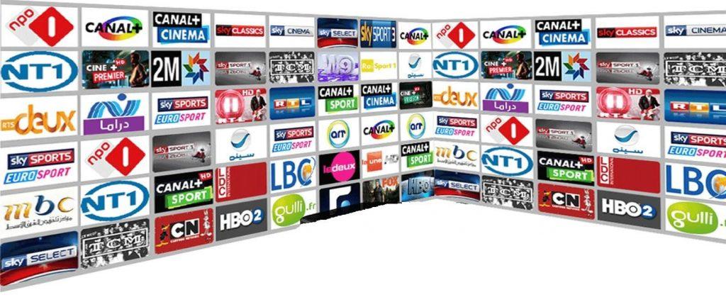 The IPTV Server Technology