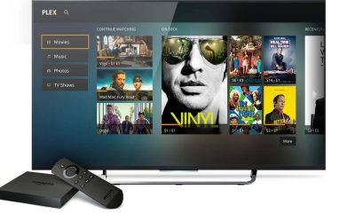 Plex for Fire TV