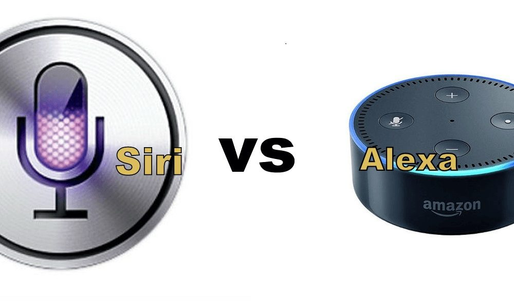 Siri Vs Alexa Which Is The Smartest Virtual Assistant