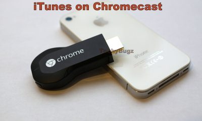 iTunes on Chromecast