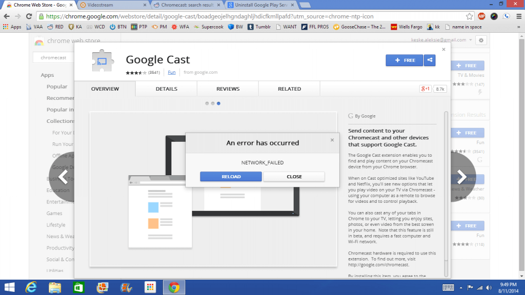 Cast iTunes Movies via Chromecast