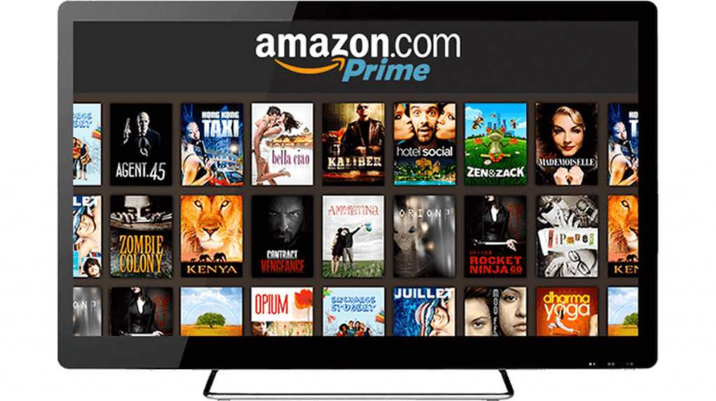 VPN for Amazon Prime