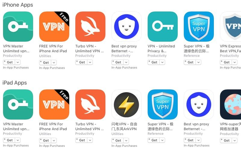 VPN for iPhone & iPad