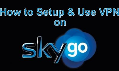 VPN for Sky Go