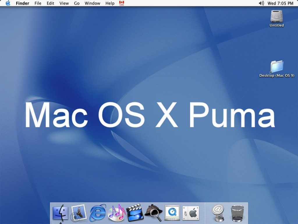 Version 10.1 Puma