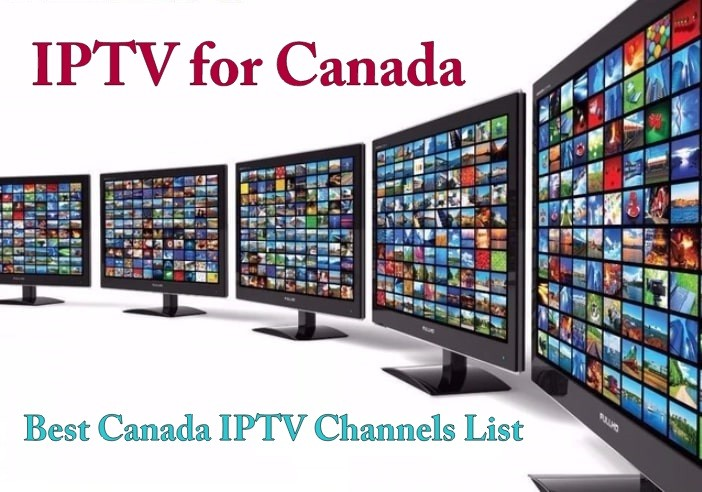 IPTV for Canada | Best Canada IPTV Channels List - Techy Bugz