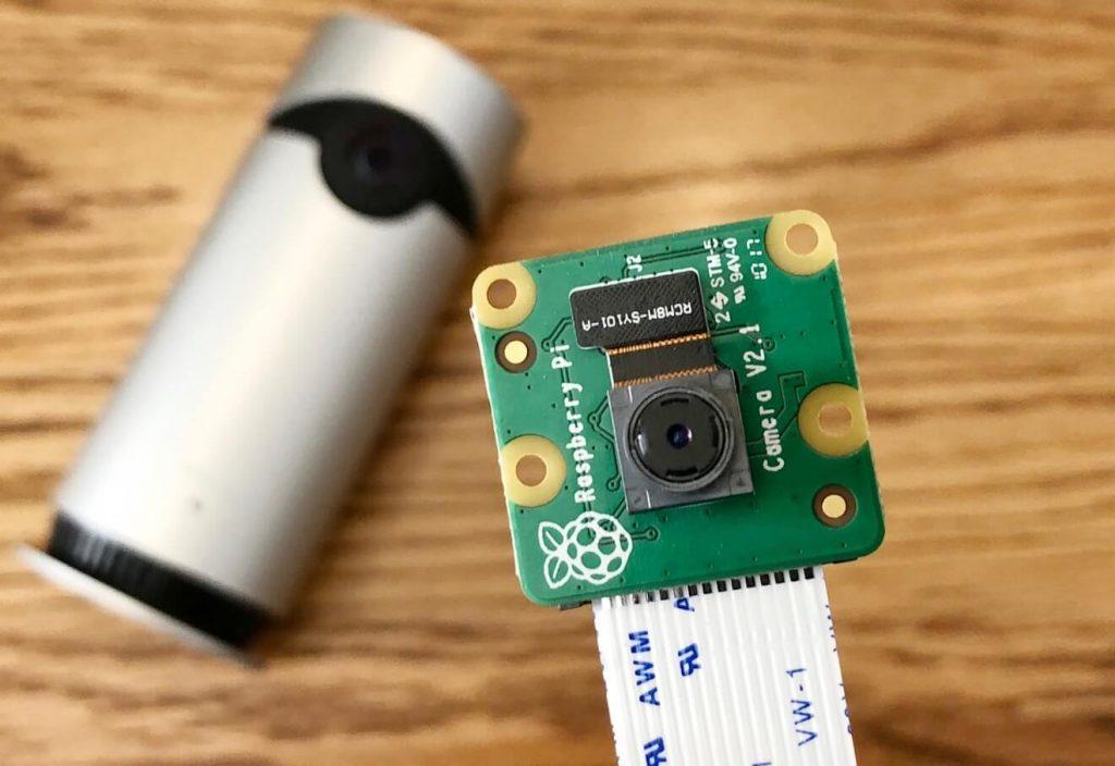 Connect Raspberry Pi Camera