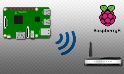 Connect Raspberry Pi to WiFi