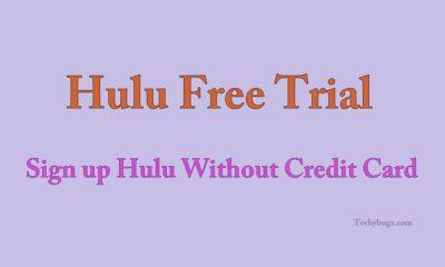 Hulu Free Trial