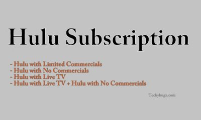 Hulu Movies - How to Download Hulu Movies Offline? - Techy Bugz