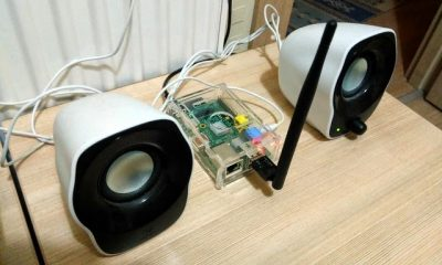 Raspberry Pi AirPlay