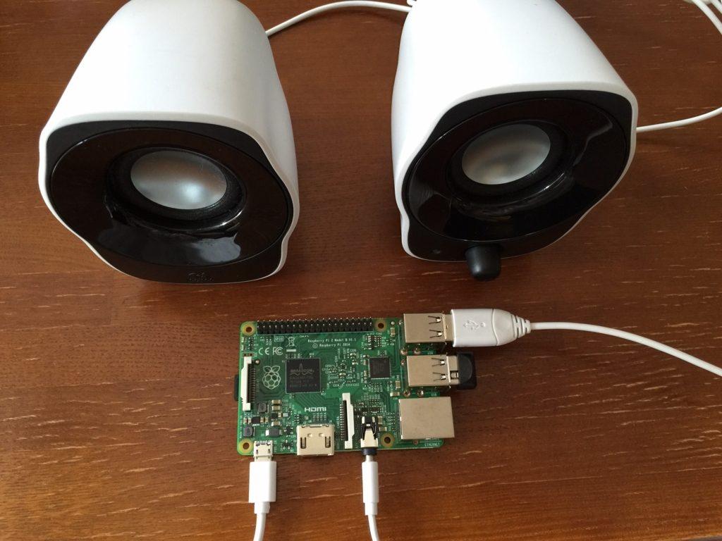 Raspberry Pi AirPlay