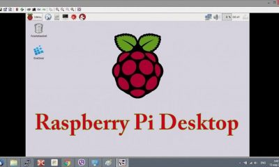 Raspberry Pi Desktop